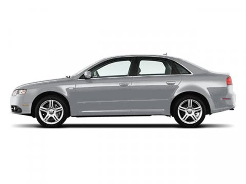 2008 Audi A4 L Light Silver MetallicBlack V4 20L Automatic 82543 miles  Turbocharged  All Wh