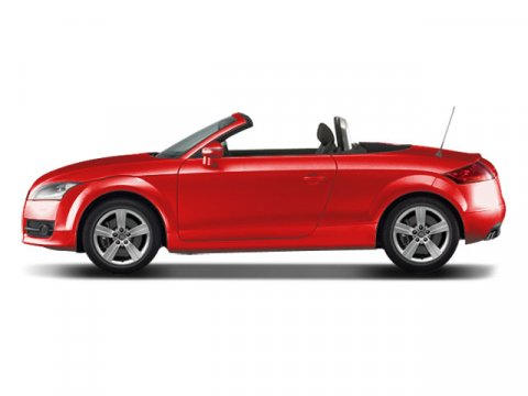2008 Audi TT 32L Brilliant Red V6 32L Automatic 39325 miles Traction Control Brake Actuated