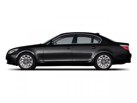 2008 BMW 5 Series 550i Black V8 48L Automatic 111601 miles THIS VEHICLE COMES WITH OUR BEST