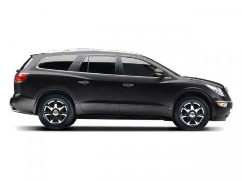 2008 Buick Enclave CXL Carbon Black Metallic V6 36L Automatic 167842 miles New Arrival CarF