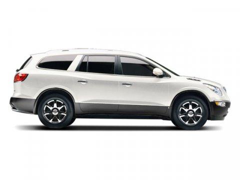 2008 Buick Enclave CXL Platinum Metallic V6 36L Automatic 115012 miles  Traction Control  Rol