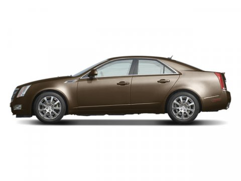 2008 Cadillac CTS RWD with 1SB Radiant BronzeEbony V6 36L Automatic 36656 miles  Rear Wheel Dr