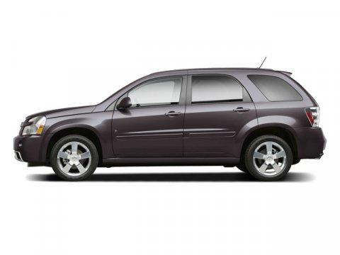 2008 Chevrolet Equinox Granite Gray Metallic V6 34L Automatic 103324 miles  All Wheel Drive