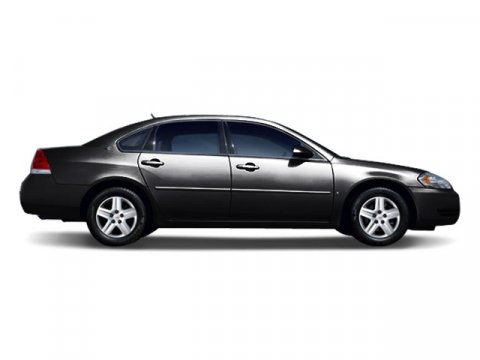 2008 Chevrolet Impala SS Black V8 53L Automatic 133426 miles  Traction Control  Stability Co