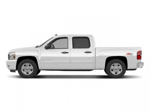 2008 Chevrolet Silverado 1500 LTZ Summit WhiteLTZ V8 53L Automatic 121874 miles  LockingLimi