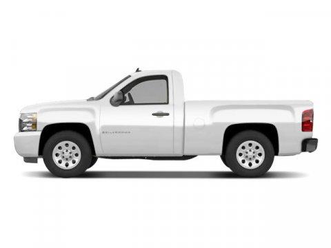 2008 Chevrolet 2wd Regular 1500 Silverado Work Truck Summit White V6 43L Automatic 216195 mile