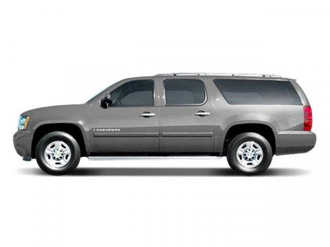 2008 Chevrolet Suburban Graystone Metallic V8 53L Automatic 127941 miles Tow Hooks Four Whee