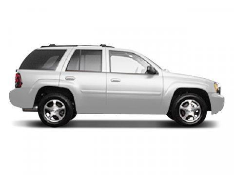 2008 Chevrolet TrailBlazer LT w1LT Summit White V6 42L Automatic 159373 miles Clean AutoCheck
