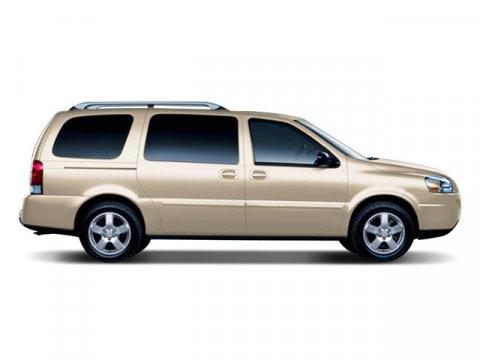 2008 Chevrolet Uplander LS Gold Mist Metallic V6 39L Automatic 84433 miles Accident Free Auto
