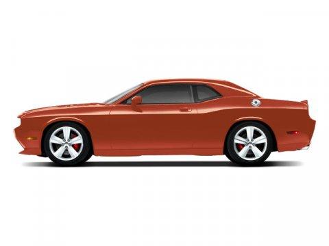 2008 Dodge Challenger SRT8 Hemi Orange PearlNOT PD OFF V8 61L Automatic 49130 miles  Locking