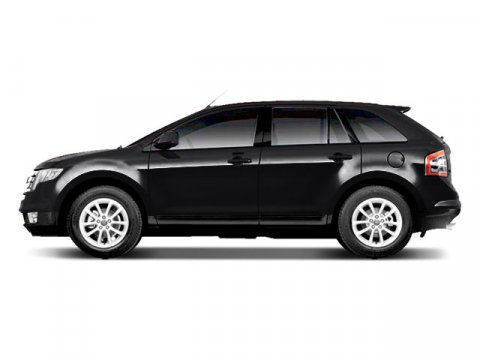 2008 Ford Edge SEL Black V6 35L Automatic 88838 miles  Front Wheel Drive  Traction Control