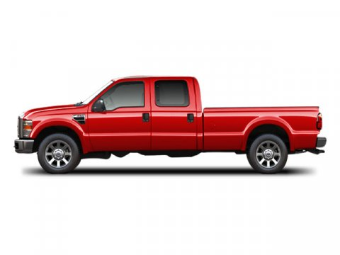2008 Ford Super Duty F-350 SRW Lariat Red V8 64L  175802 miles ONE OWNER 4X4 DIESEL CARFAX