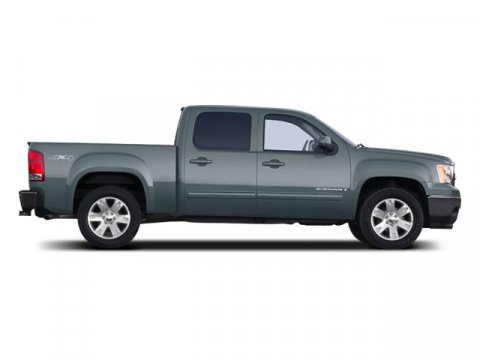 2008 GMC Sierra 1500 Stealth Gray Metallic V8 53L Automatic 70234 miles  Tow Hooks  Four Whe