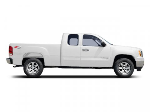 2008 GMC Sierra 1500 Summit White V8 53L Automatic 71218 miles  Tow Hooks  Four Wheel Drive