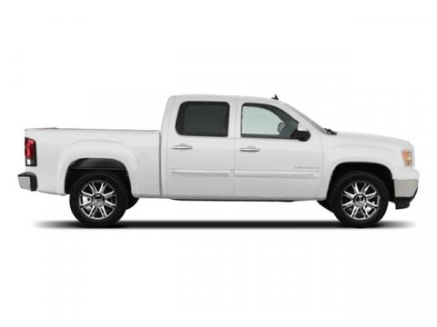 2008 GMC Sierra 2500HD Summit White V8 66L Automatic 84296 miles  Four Wheel Drive  Tow Hooks
