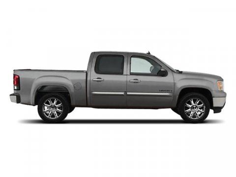 2008 GMC Sierra 2500HD Silver Birch Metallic V8 66L Automatic 145295 miles  Four Wheel Drive