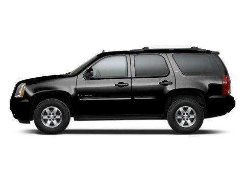 2008 GMC Yukon SLT w4SA Onyx Black V8 53L Automatic 74081 miles SUN ENTERTAINMENT  DESTINA