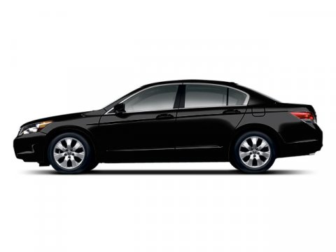 2008 Honda Accord Sdn EX-L Nighthawk Black Pearl V6 35L Automatic 71504 miles  Traction Contr