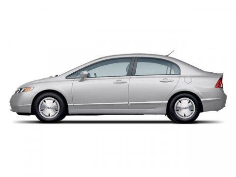 2008 Honda Civic Hybrid Alabaster Silver MetallicGray V4 13L Variable 58649 miles -New Arrival