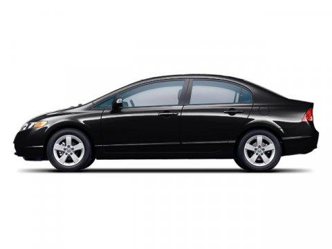 2008 Honda Civic Sdn EX Nighthawk Black Pearl V4 18L Automatic 95537 miles Priced Below Mark