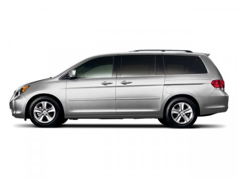 2008 Honda Odyssey Touring Silver Pearl Metallic V6 35L Automatic 121709 miles  Traction Cont