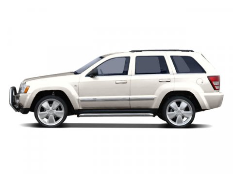 2008 Jeep Grand Cherokee Laredo Stone White V6 37L Automatic 73926 miles  Rear Wheel Drive  T