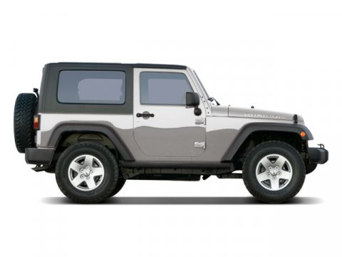 2008 Jeep Wrangler Sahara Bright Silver MetallicPD OFF V6 38L  90782 miles  Traction Control