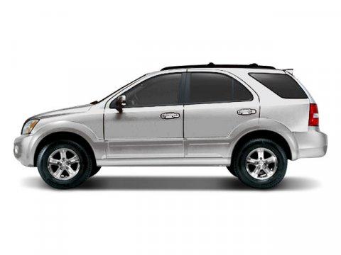 2008 Kia Sorento EX Silver V6 38L Automatic 78099 miles  Traction Control  Stability Control