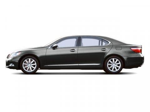 2008 Lexus LS 460 4DR SDN AT Smoky Granite Mica V8 46L Automatic 45470 miles  Keyless Start