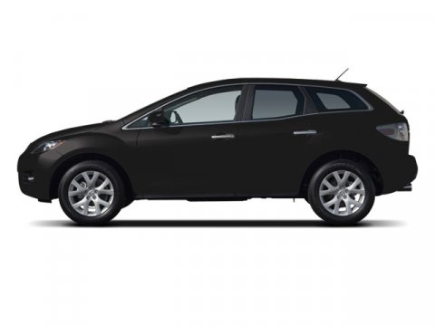 2008 Mazda CX-7 Touring Brilliant Black V4 23L Automatic 75527 miles  Turbocharged  Traction