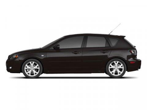 2008 Mazda Mazda3 C Black MicaBlack V4 23L Automatic 96967 miles  Front Wheel Drive  Tires -