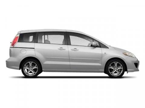2008 Mazda Mazda5 Sunlight Silver V4 23L  113861 miles  Front Wheel Drive  Tires - Front Per