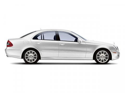 2008 Mercedes E-Class 4DR SDN LUXURY 3 Arctic White V6 35L Automatic 93884 miles  Traction Co