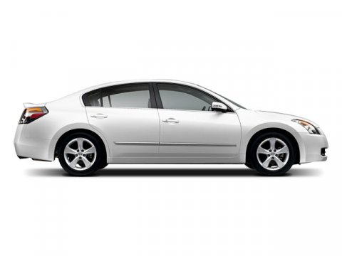 2008 Nissan Altima 25 SL Winter Frost Pearl V4 25L Variable 57757 miles ONE OWNER 12 SERVICE