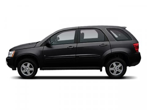 2008 Pontiac Torrent GXP Black V6 36L Automatic 91206 miles  All Wheel Drive  Power Steering