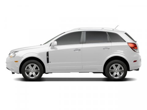2008 Saturn VUE XR Polar WhiteTan V6 36L Automatic 108265 miles Safe and reliable this Used