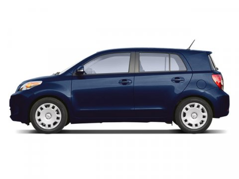 2008 Scion xD Nautical Blue MetallicGray V4 18L Manual 69210 miles -New Arrival- -Low Mileage