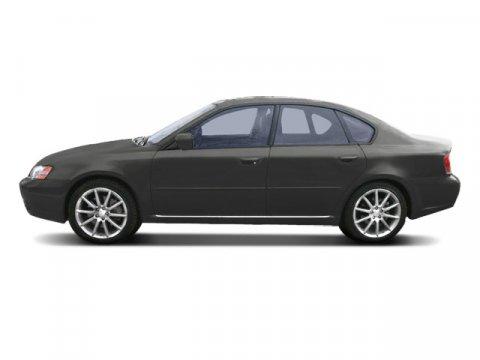 2008 Subaru Legacy GT Ltd Diamond Gray Metallic V4 25L Automatic 50468 miles  Turbocharged