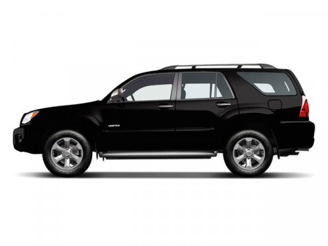 2008 Toyota 4Runner SR5 Black V6 40L Automatic 149905 miles  Rear Wheel Drive  LockingLimite