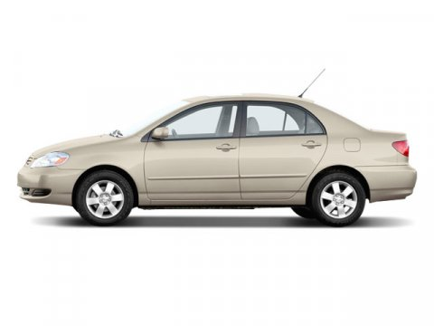 2008 Toyota Corolla DESERT SAND MIC V4 18L Automatic 62219 miles  Front Wheel Drive  Tires -