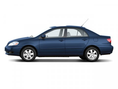 2008 Toyota Corolla BlueBLACK V4 18L Manual 71850 miles  Front Wheel Drive  Tires - Front All
