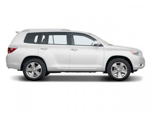 2008 Toyota Highlander Limited Blizzard Pearl V6 35L Automatic 82933 miles  Traction Control