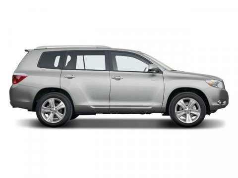 2008 Toyota Highlander Limited Classic Silver MetallicGray V6 35L Automatic 82895 miles NEW AR