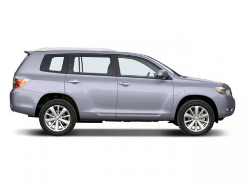 2008 Toyota Highlander Hybrid Limited MOONROOF Iced Amethyst MicaAsh V6 33L Variable 98866 mil