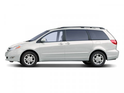 2008 Toyota Sienna XLE AWD Arctic Frost Pearl V6 35L Automatic 99842 miles New Arrival All