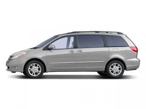 2008 Toyota Sienna XLE Ltd Silver Shadow Pearl V6 35L Automatic 114344 miles  Traction Control