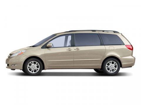 2008 Toyota Sienna CE GOLD V6 35L Automatic 90531 miles  Traction Control  Stability Control