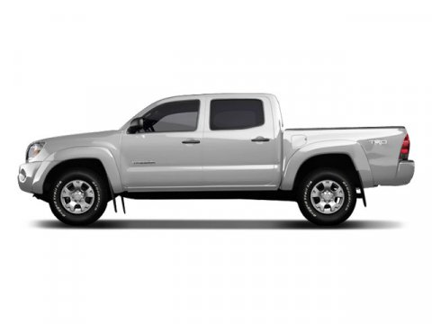 2008 Toyota Tacoma Silver Streak Mica V6 40L Automatic 124927 miles New Arrival CARFAX ONE OW
