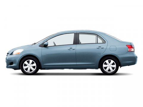 2008 Toyota Yaris Pacific Blue MetallicDark Charcoal V4 15L Automatic 103414 miles POWER WIND