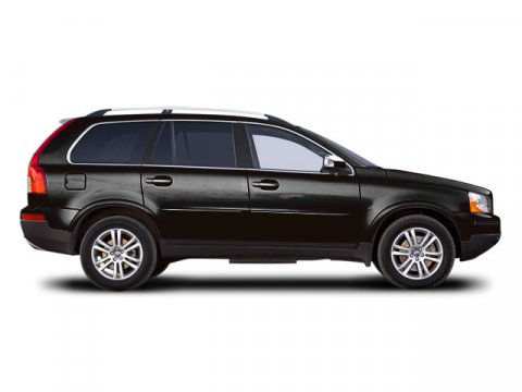 2008 Volvo XC90 I6 Black V6 32L Automatic 90794 miles  Traction Control  Stability Control